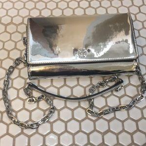 Tori Burch cross body/ clutch bag